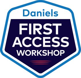 Daniels First Access Workshop